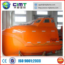 enclosed lifeboat with gravity luffing davit CCS BV