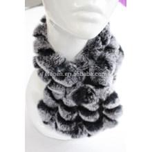 Genuine Fur Fashion Stole