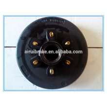 drum-PCD139.7mm brake drum with 6 studs 1/2-20UNF for trailer