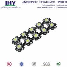 High Power LED PCB Star PCB Herstellung und Montage