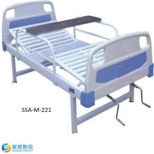 Hospital Ward General Use Luxury Manual Double Shake Medical Beds