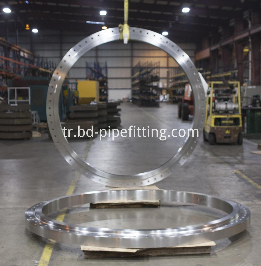 Stainless Raised Face Slip-On Flange 304L