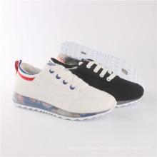 Chaussures femmes chaussures de confort de loisirs de mode avec semelle extérieure transparente (SNC-64029)