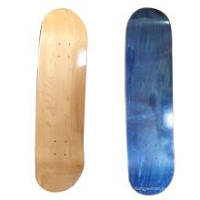 Interesting colorful Canada maple skate board wholesale skateboards