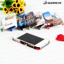 3D Sublimação Phone Case para IP4