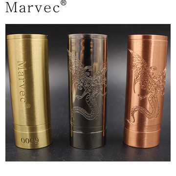 innovative Marvec vape starter kit mechanical mod