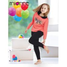 Miorre OEM Venta al por mayor% 100 algodón Niños Niñas ropa de dormir Pijamas Set