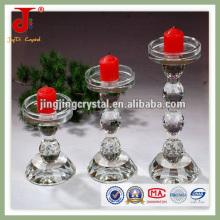 Altura personalizada Crystal Menorah (JD-CH-021)