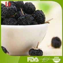 Производитель оптовые органические черные ягоды goji / китайская лайчи из Китая / здоровое питание / черный медлар