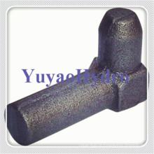 Conexões hidráulicas de cotovelo forjado para conexões de tubos em flare