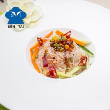 Shirataki Pasta Konjac Espaguete com baixo teor calórico