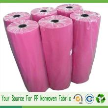 Tela no tejida no tejida del PP polipropileno de Spunbond