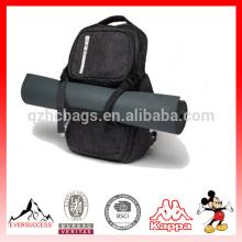 Mochila de esteira de ioga, mochila de yoga