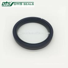 anillo de bronce de PTFE anillo de teflón sello de cilindro de fibra de carbono SPGW