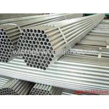 ASTMA106 Gr.B tubería de acero al carbono galvanizado para alimentación líquida