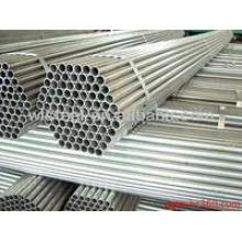 ASTMA106 Gr.B galvanized carbon steel pipe for fluid feeding