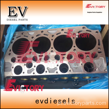 Bloco do motor VOLVO D4D D4E BF4M2011 BF4M2012