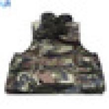 Protección completa camuflaje militar PE chaleco táctico armadura