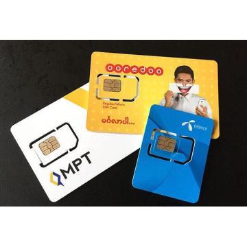 Твердый сердечник листа ПВХ для SIM-карты