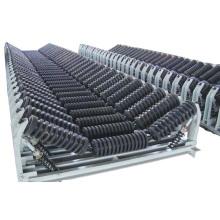 rubber Carrier conveyor roller for belt conveyor