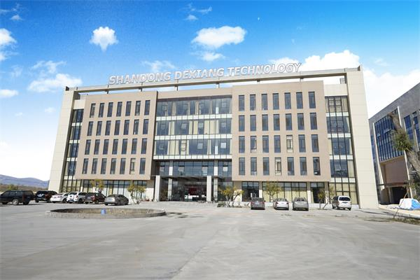dexiang office building in new factory