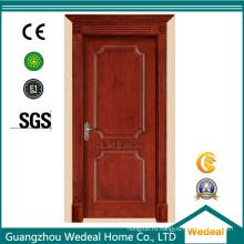 Деревянная внутренняя шпонированная дверь на заказ для гостиниц