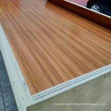 red oak particle board