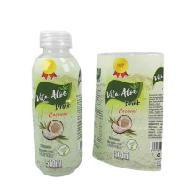 Customized Design Bottle Wrapping Label Packaging Shrink Sleeve For Beverage