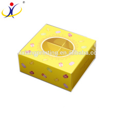 12*11.2*5.5cm Newest Drawer-type Baking Package Paper Cake Boxes
