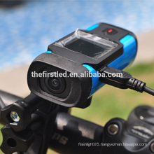 HD 1080P 720P Bicycle Sport camera Ultralight Action Camera mini dv sport camera bike camera