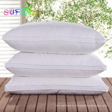 Микрофибра подушка/сжатый звездочный отель кровать использование микрофибры отель подушка