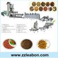 Línea de producción automática de alimentos para perros de la venta caliente de China