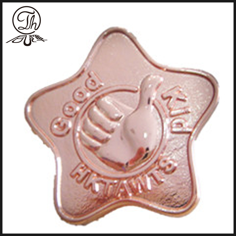 star badge pin