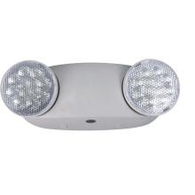 1.2W LED par tête éclairage de secours avec interrupteur de test