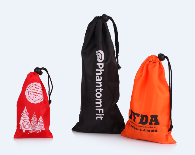 Eco Friendly foldable nylon trash bag