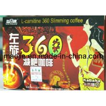 360 carnitine minceur café/poids Lossing café