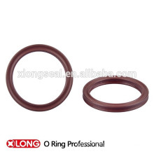 Different types silicone rubber finger ring