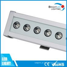 LED Wall Washer Linear LED barra de luz para a construção