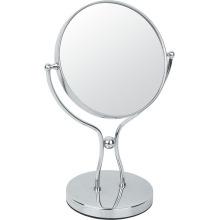 Y-Form-Metall-Chrom-Make-up-Spiegel