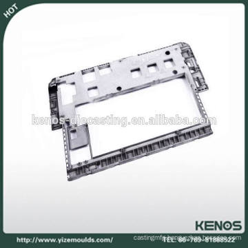 OEM in Shenzhen magnesium alloy die casting phone cover spare part