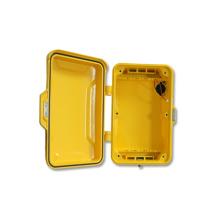 Boîte de téléphone d'urgence, couverture de téléphone public, étui Alumium, étui anti-vandalisme