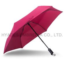 Elegant Auto Open and Close Folding Umbrella