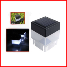 Free Shipping! Solar Lights Accent Garden Outdoor Fence Post Cap