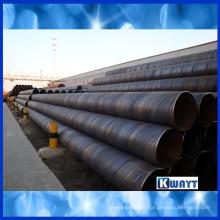 GB / T 13793-92 Tubo de acero SSAW de pared delgada (fabricante directo)