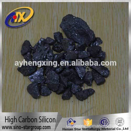 2018New Technology High Carbon Silicon Alloy from Star