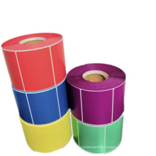 NX046 Customized biodegradable  care product label printing for all kinds of  sticking label