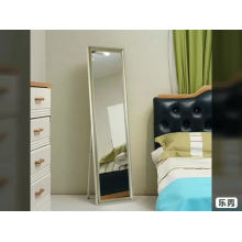 Зеркало в старинном обрамлении с позолотой 35 на 137см.