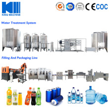 a-Z Full Complete Water Treatment System Production Line Filling Packing Machine