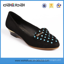 wholesale china 2014 leather flat air supply shoe new flat shoes for women