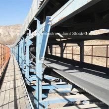 Sistema transportador / Cinta transportadora de cable de acero / Cinta transportadora de resistencia al calor